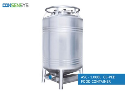 asc-1000l ce-ped food container