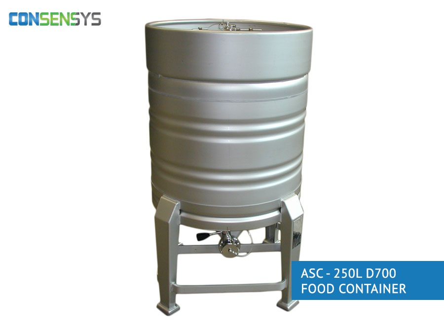 ASC - 250l D700 food container