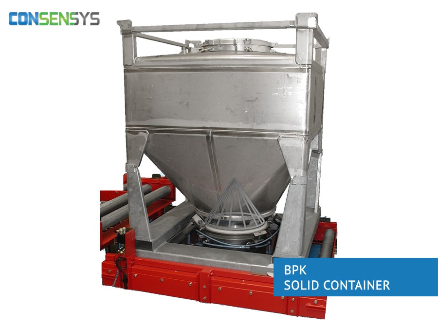 BPK solid container