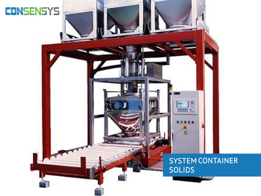 system container solids