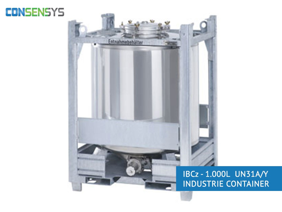 IBCZ 1000l un31ay industrie container
