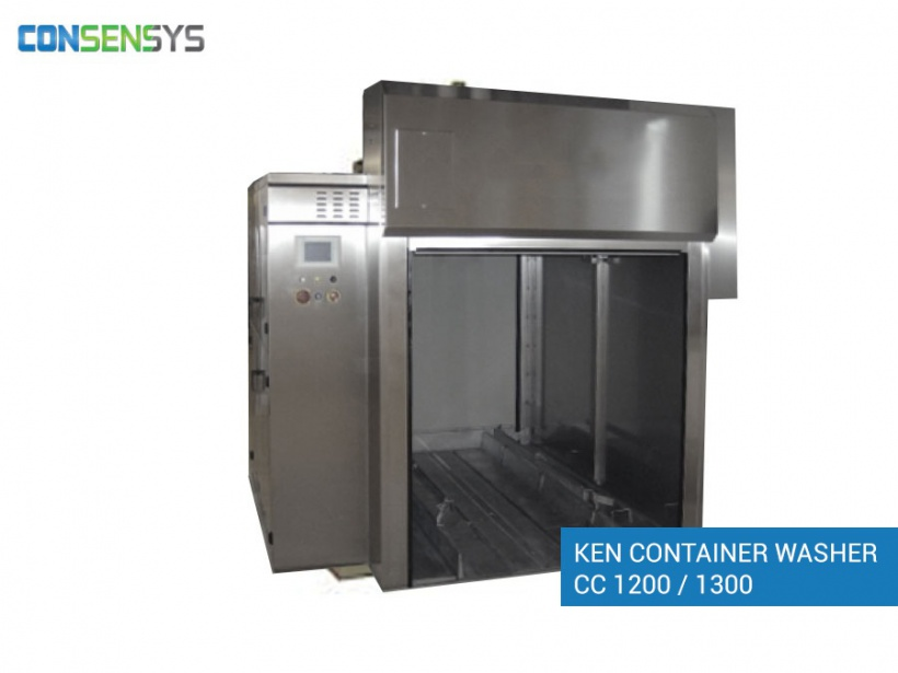 Container Washer - CC 1200 / 1300