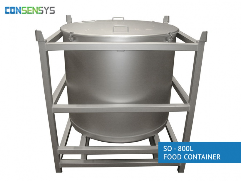 SO - 800L Food Container