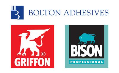 BOLTON adhesives BISON